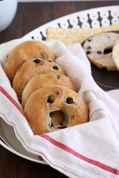 10 Delicious Bread Recipes You Can Easily Try At Home- Blueberry Bagels