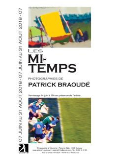 Galerie 21 Patrick Braoudé photographies exposition de juin à août 2018 Baseball Cards, Sports, Photographs, Radiation Exposure, Artist, Hs Sports, Sport