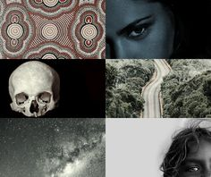 """""""witches around the globe → australia witches from australia live with oceans in their hair and dirt on their feet. they sing to nature and nature sings back, through the whisper of trees and the..."""