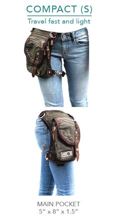 Unique and Fashionable Bags for Women and Men. CCW compatible. Concealed carry compatible, motorcycle gun bag, gun holster, travel bag, carry-on bag, UkoalaBag.