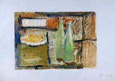 Roger Syd Barrett - Watercolour - Jan 2006
