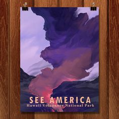 """""""See America"""" Poster"""