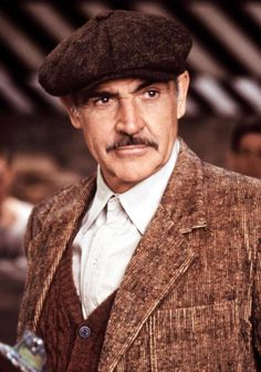 Sean Connery  8/25/30 - Present    NOTABLE FILMS  Dr. No, Marnie, The Untouchables