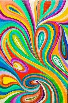 Original Abstract Painting by Ulrich Caster Adimou Original Paintings, Original Art, Abstract Expressionism Art, Art Pop, Buy Art, Saatchi Art, Canvas Art, United States, Fine Art