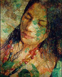 ✿ Jef CABLOG ✿ | Catalina La Rose Poesía y Arte