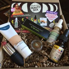 vegan cuts | February 2015 Vegan Cuts Beauty Box Review - Vegan Beauty Review ...