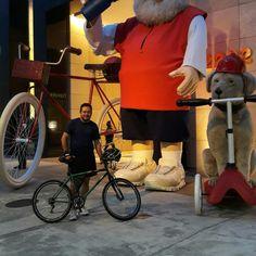 Noel de Bike