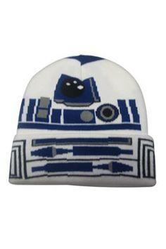 Star Wars Kids Beanie R2-D2 - Children Gear4Geeks