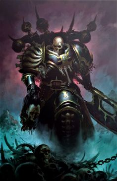 Master of Executions Warhammer 40k Art, Warhammer Models, Warhammer 40k Miniatures, Warhammer Fantasy, Dark Fantasy, Fantasy Art, Aliens, Geek Art, Imagines