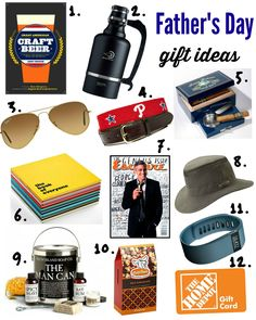 Father's Day Gift Ideas #fathersdaygiftideas #fathersdaygiftguide #fathersdaygifts