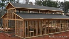 Tips And Ideas For DIY Pole Barn Are you looking for an easy, inexpensive way to add additional storage to your property? If so, a DIY Pole barn homes Diy Pole Barn, Pole Barn Kits, Pole Barn Designs, Pole Barn House Plans, Pole Barn Homes, Pole Barns, Barn Garage, Barn Builders, Pole Buildings
