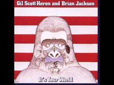 Gil Scott Heron Re Ron