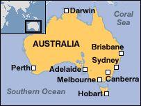 Australia - Current conflicts