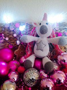 Amigurumi #tricot #crochet #Kawaï #mignon#licorne#peluche#DIY#knitting#coton#laine # doudou#bébé#baby#kid#enfant#lovely#adorable #unicorn #Féérique#déco #cotton#magique #univers #noël#girl#girly