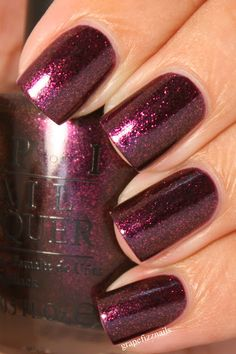 OPI Chatters Me Up   YUM!
