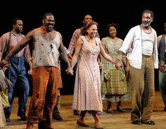 """The Gershwins' Porgy And Bess"" Broadway Opening Night"