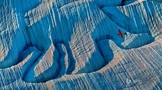 A Glacier In Wrangell-St. Elias National Park And Preserve Alaska