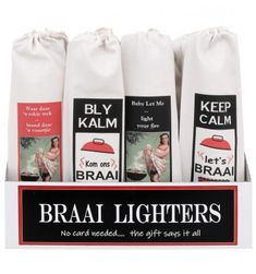 Setting new Trends in South African Giftware and Branded Products. Printed cotton bags with beautiful artwork, filled with tea, soap etc. Cotton Bag, Bath Salts, Beautiful Artwork, Gift Bags, Cool Gifts, Printed Cotton, South Africa, Soap, Cool Stuff