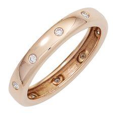 Damen Ring 585 Gold Rotgold 10 Diamanten 0,15ct. Diamantring Goldring http://cgi.ebay.de/ws/eBayISAPI.dll?ViewItem&item=161959496758&ssPageName=STRK:MESE:IT