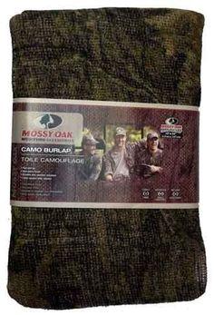 Mossy Oak Camo Burlap     #Burlap, #Camo, #Mossy