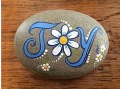 """Painting rocks or easy painted rock ideas with positive messages is something I love to do! Hand painted river rocks in various themes, colors, patterns and positive sayings. Perfect for gifts or to """"artfully abandon"""" to brighten someone's day. Rock Painting Patterns, Rock Painting Ideas Easy, Rock Painting Designs, Pebble Painting, Pebble Art, Stone Painting, Painted Rocks Craft, Hand Painted Rocks, Painted Stones"""