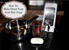 Make hand soap