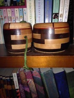 Handmade yarn bowls!