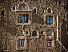 Marib, Yemen by Phil Marion, via Flickr