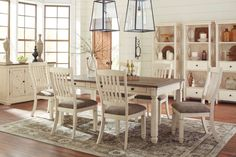 7bb7f10e5067 White Dining Room Table Shop Dining Room Furniture At Gardner White Formal  Dining Decor, Casual