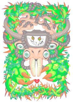 Wild growth by iguancheg on DeviantArt Flowey Undertale, Wild Growth, Comic Sans, Video Game Art, Indie Games, Omega, Fan Art, Deviantart, Creepypasta