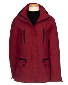 London Fog Hooded Active Coat $54.95