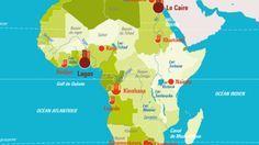 JEU - Géo mystère. Teste tes connaissance en géographie Map, School, Knowledge, Cities, Gaming, Location Map, Maps