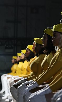 85e70ad46b Beychella Dancers in formation. Shop the Homecoming Collection at shop. beyonce.com