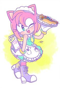 For you.... Sonic