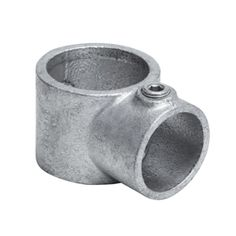 KKA10-848 No.10-848 Kee Access Single Handrail Socket. Eberl Iron Works, Inc. is a distributor of Kee Safety Railing Accessories. Shop a large selection of: railing brackets, handrail brackets, handrail fittings, aluminum handrail fittings, pipe handrail brackets, railing components, pipe railing fittings, handrail components, pipe railing fittings, pipe railing components, pipe and rail fittings, steel pipe railing fittings, speed rail pipe fittings.