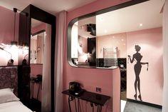 MyHomeDesign - Viste déco : l'Hôtel Vice Versa à Paris @François Le Prat