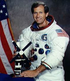William Reid Pogue (born January 23, 1930) is a retired American astronaut who is also an accomplished teacher, public speaker, and author.