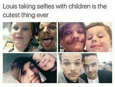 "Awww♡♡ I found it adorable but after seeing Liam I was like ""God he's the Daddy here!!!"""