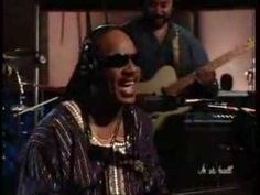 Stevie Wonder - Sir Duke. Music is a world within itself, with a language we all understand. <3