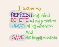 Quote, truth for life, mind, mistake, problem, happy, love