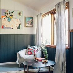 www.littlerugshop.com I loved peeking inside the Australian home of @helenmccullagh and her husband Liam. Check the link in the profile above for the full home tour. Photo by @edwinarobertson by designsponge