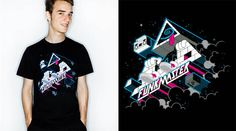 Funkmaster-cool-creative-tshirt-designs