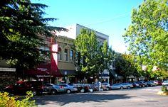 Take a Break in Ashland » Rogue in Oregon