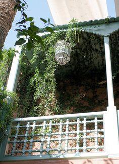 Balcony by ruthhallam