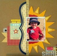 A Project by Tarrah from our Scrapbooking Gallery originally submitted 10/19/12 at 03:38 AM