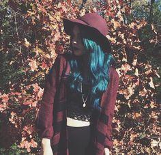 Anastasjia Louise, beauty, fashion, grunge, alternative