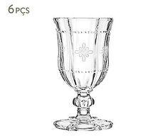 Jogo de Taças para Vinho Orient Clear - 160ml