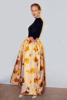 Leelee Sobieski in Christian Dior