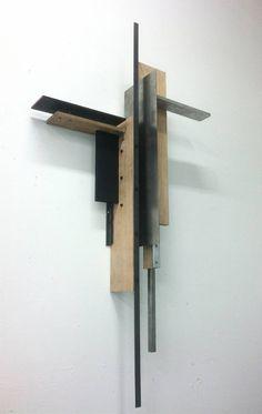 "Saatchi arte artista Ian Carr;  Escultura, ""Sin título (Para Malevich)"" #art"