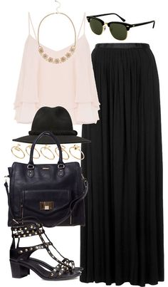 styleselection:  outfit for family gathering in summer by im-emma featuring a heart ring